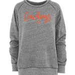 GREY KNOBI FLEECE