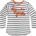 NADINE LONG SLEEVE STRIPE TEE