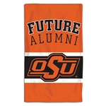 FUTURE ALUMNI BURP CLOTH