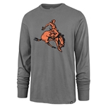 '47 KNOCKOUT FIELDHOUSE LONG SLEEVE BRONC TEE