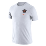 NIKE BADGE SHORT SLEEVE COTTON DRI-FIT TEE