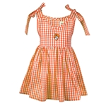 CORA TODDLER GINGHAM DRESS