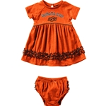 PLUCKY INFANT GIRLS DRESS SET