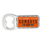 OSU BOTTLE OPENER MAGNET