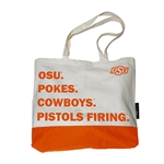 OK STATE FAVORITE THINGS TOTE