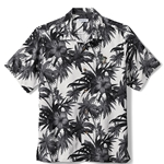 TOMMY BAHAMA SPORT HARBOR ISLAND HIBISCUS SILK CAMP