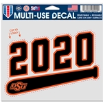 BSBL 2020 MULTI-USE DECAL