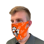 PISTOL PETE BANDANA FAN MASK