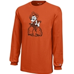 YOUTH LONG SLEEVE VAULT PETE TEE