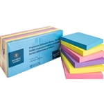 ADHESIVE NOTES - 3x3, EXTREME, 12 PACK