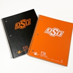OSU BRAND - 1 SUBJECT SPIRAL NOTEBOOK