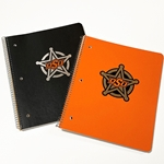 OSU BADGE - 1 SUBJECT SPIRAL NOTEBOOK