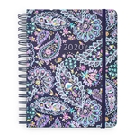 VERA BRADLEY 17 MONTH LARGE PLANNER - FRENCH PAISLEY