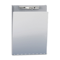 Saunders Aluminum Clipboard w/ Writing Plate