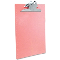 "Saunders Recycled 1"" Capacity Plastic Clipboard"