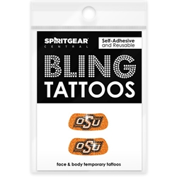 OSU BLING EYE BLACKS