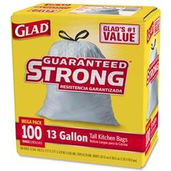 shopokstate - Clorox Glad Strong Tall Kitchen Trash Bags