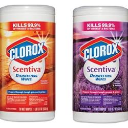 shopokstate clorox scentiva disinfecting wipes