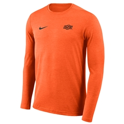 NIKE DRY TOP LONG SLEEVE COACH TOP