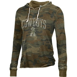 DAY OFF CAMO HOODIE