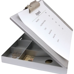 Saunders Cash Box Clipboard