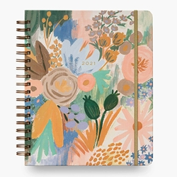 RIFLE PAPER 2021 17 MONTH LARGE PLANNER - LUISA